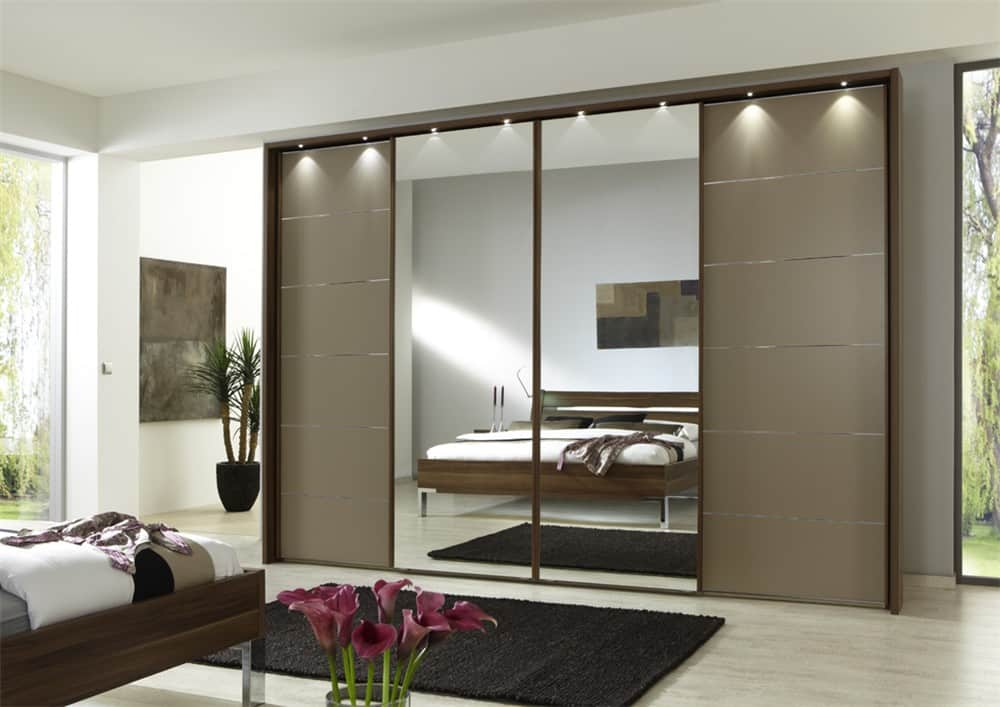 built in bedroom wardrobes in London