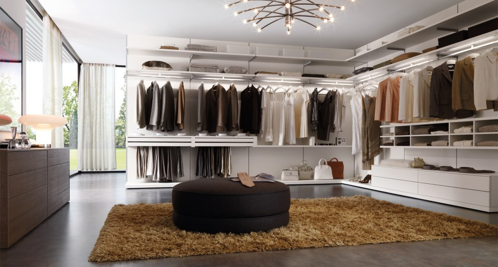 fitted bedroom furniture in London