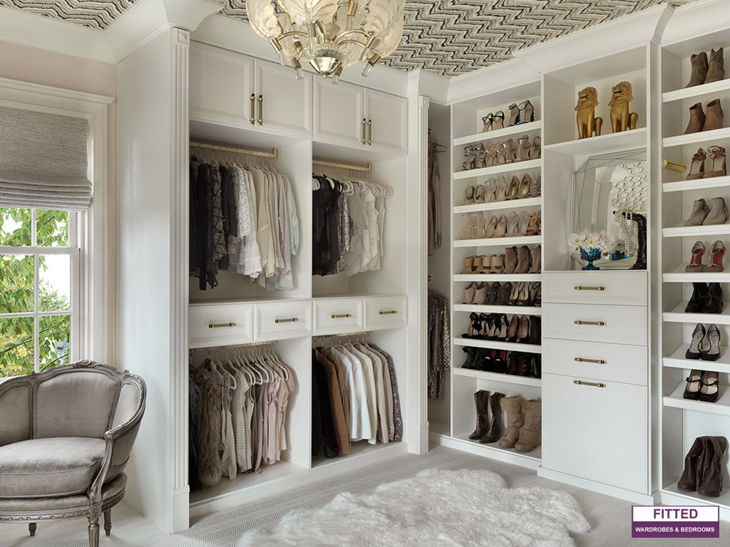 Wardrobe Interiors Durable And Elegantly Designed Home